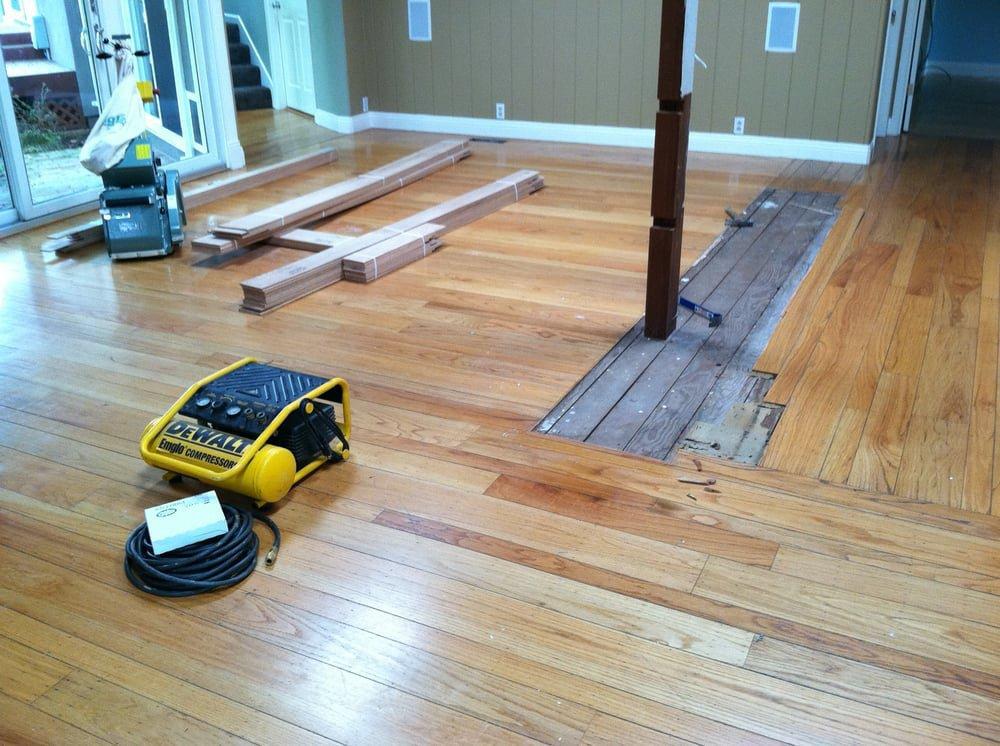 Great Hardwood Flooring Inc-Hardwood Floor Refinishing Installation Sanding Company cover