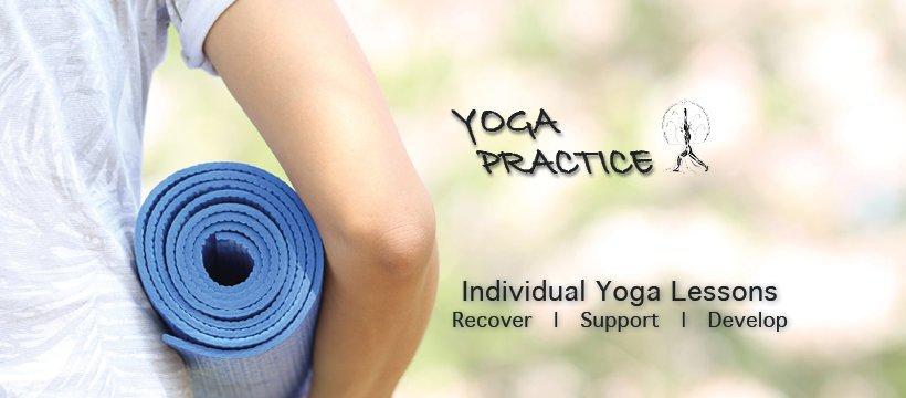 Yoga Practice cover
