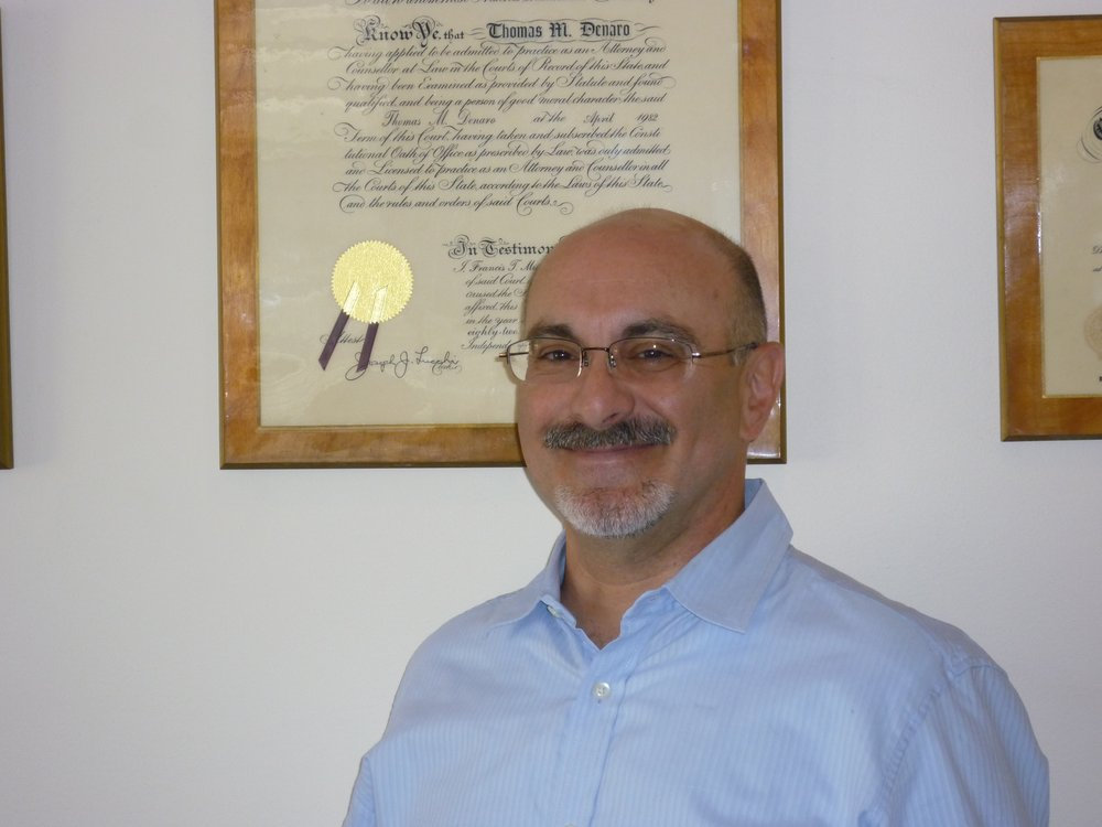 Thomas M. Denaro, Esq cover