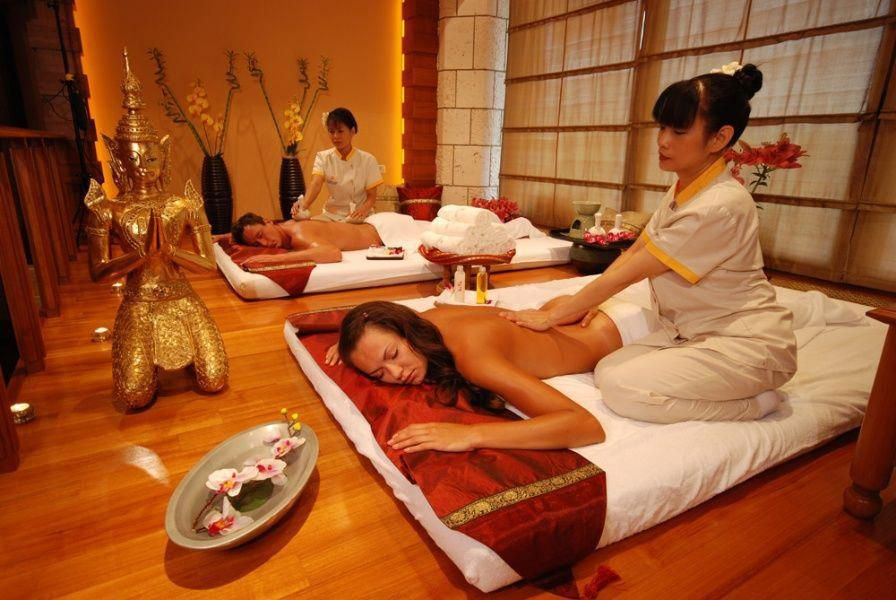 Body Massage in Worli At Arth Thai Spa 8956198622 cover