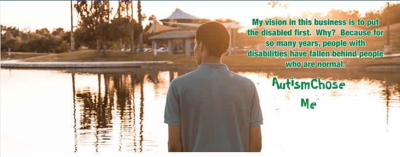 Autism Chose Me  cover