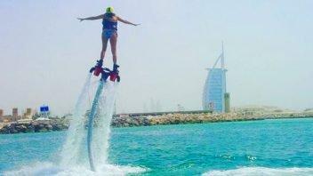 BlueSea Dubai Jetski cover