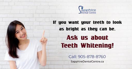 Sapphire Dental Centre cover