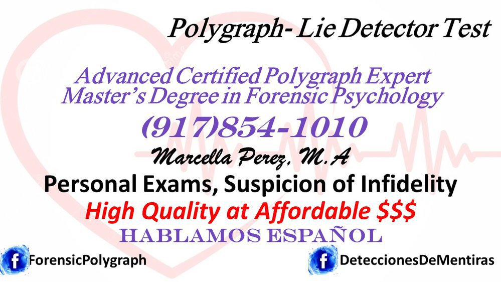 Center For Investigation & Forensic Polygraph, LLC cover