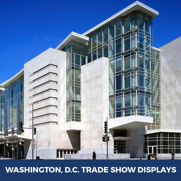 Pop Up Trade Show Displays Washington D.C. cover
