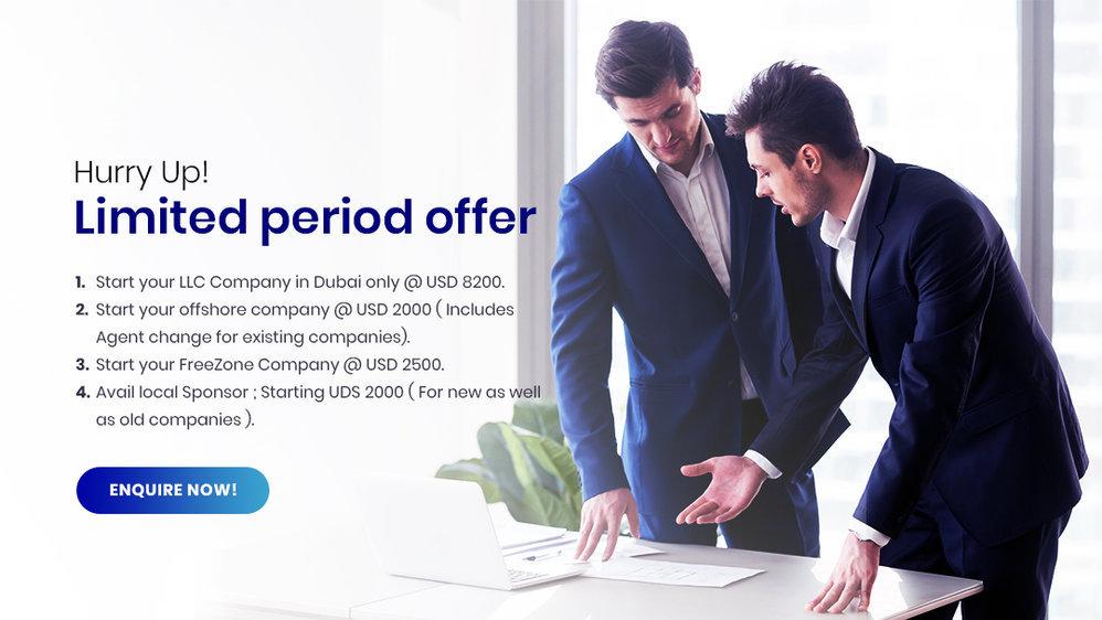 BWM Consultancy - Business Setup Consultant Dubai cover