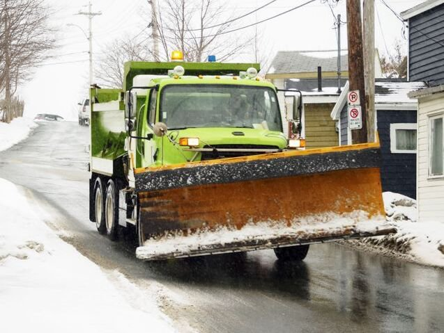 Rochester NY Snow Plowing cover