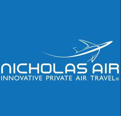 Nicholas Air cover