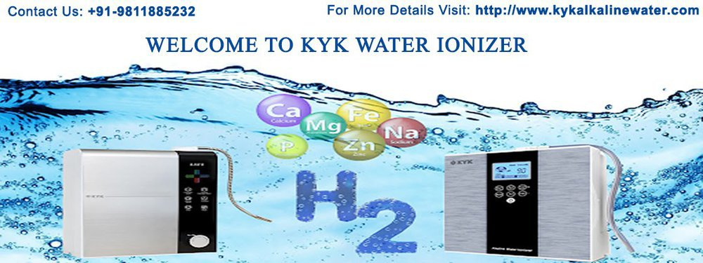 kYK ALKALINE WATER In Delhi NCR cover