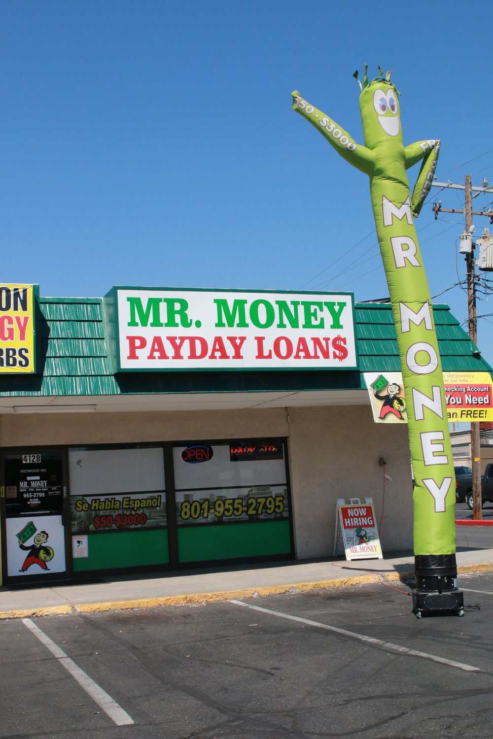 Mr. Money Payday Loans cover