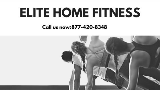 Elite Home Fitness  cover