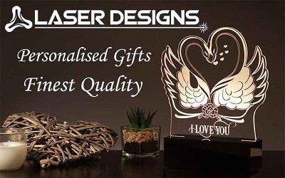 Laser Designs cover