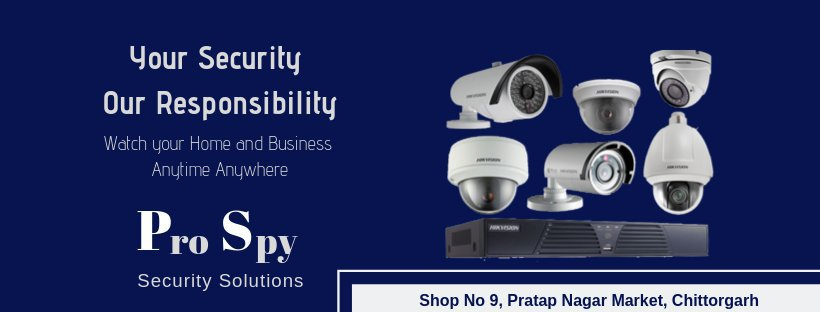 Pro Spy Security Solutions cover