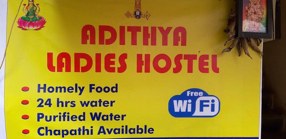 Adithya Ladies Hostel cover