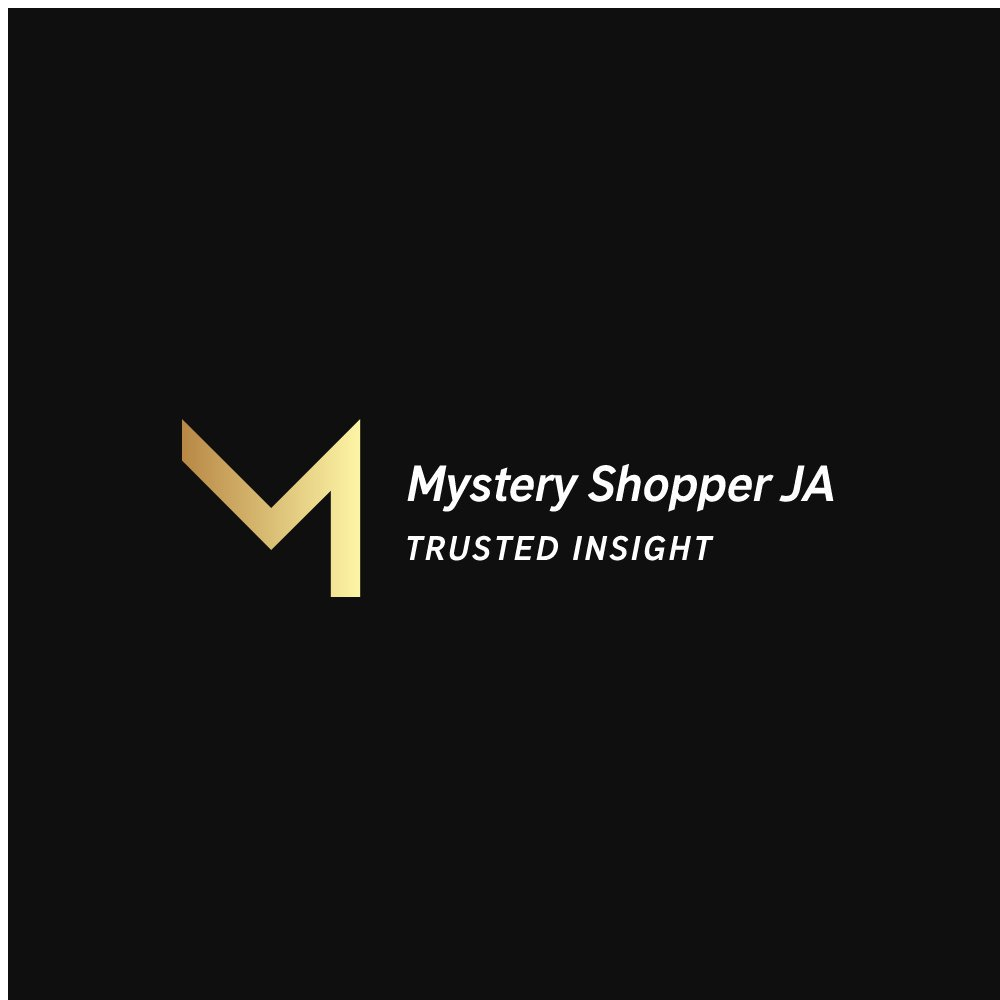 Mystery Shopper JA cover