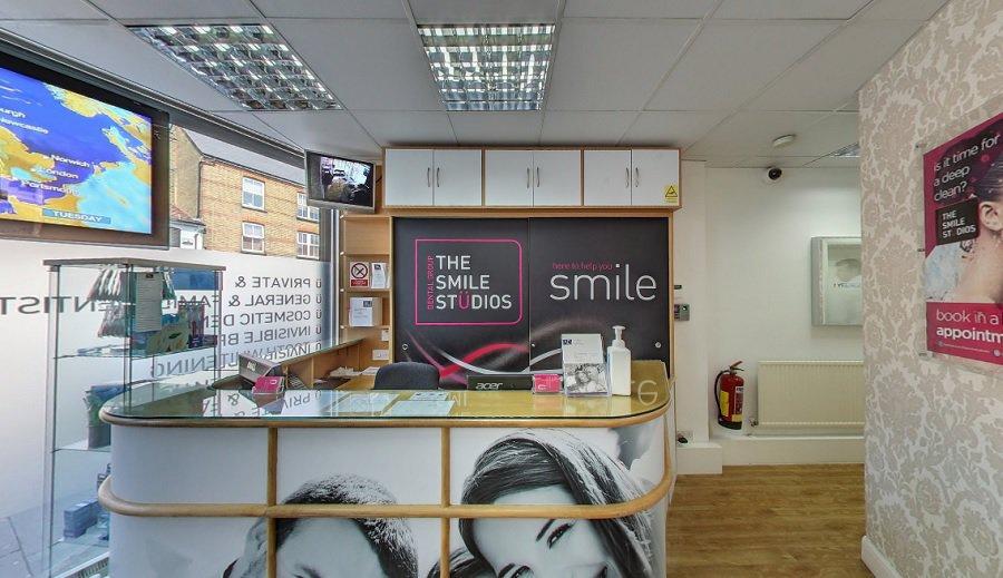 The Smile Studios Heston cover
