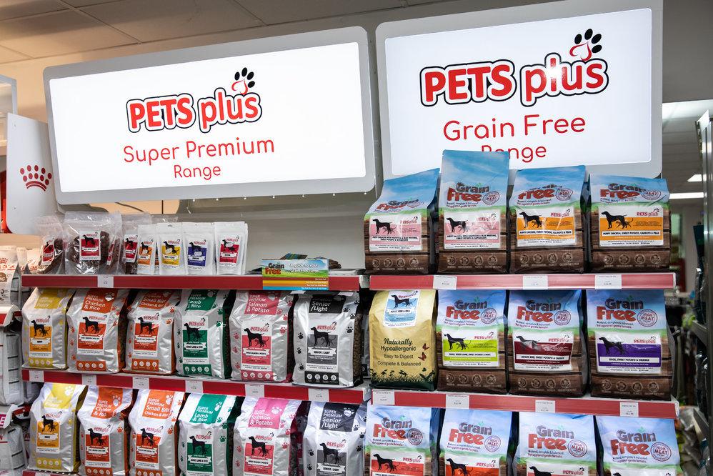 Pets Plus cover