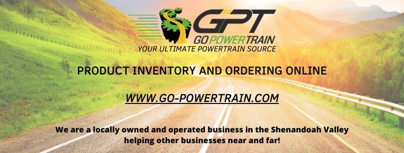 Go Powertrain LLC cover
