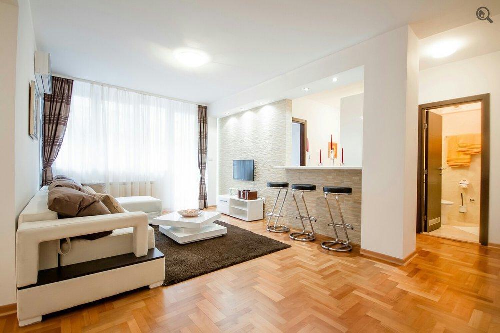 Apartman Pionir Beograd Centar cover