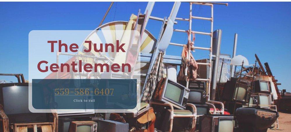 Junk Gentlemen cover