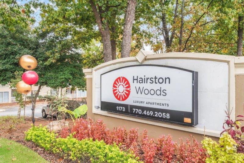 Hairston Woods Apartments cover