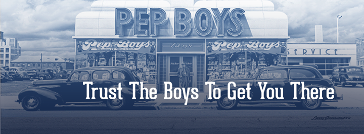 Pep Boys Auto Service & Tire cover