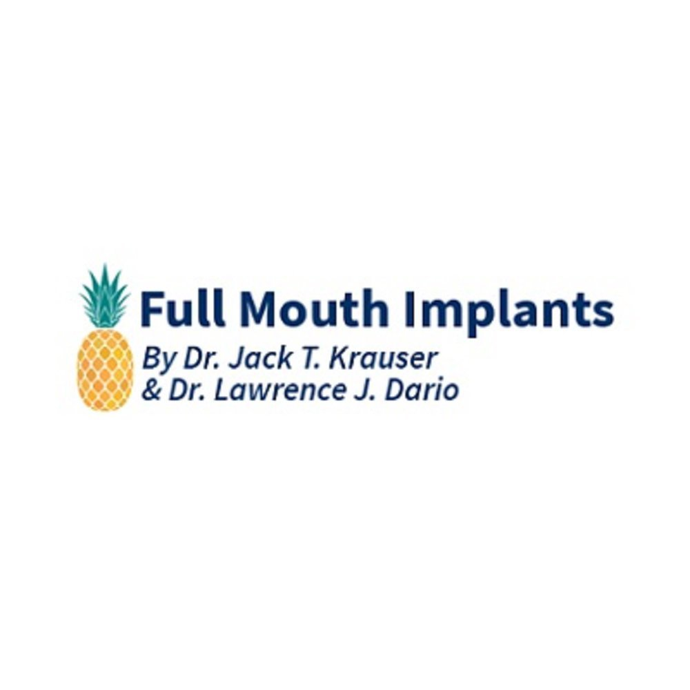 Full Mouth Dental Implants & Dentures - Jack T. Krauser, DMD cover