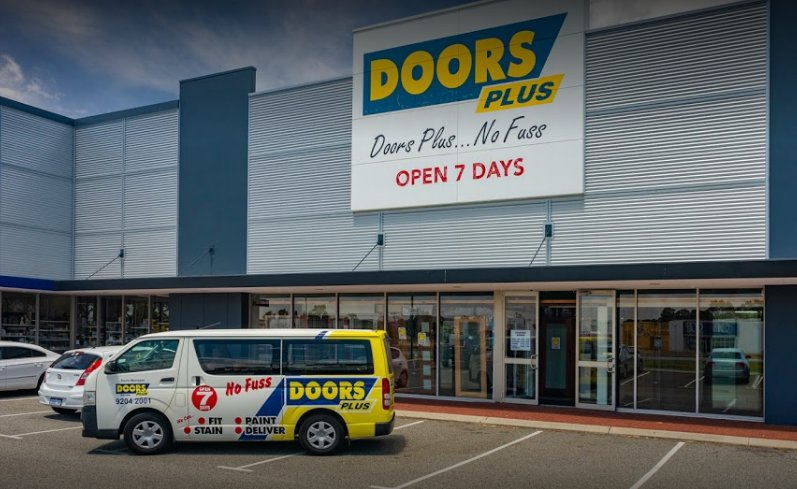 Doors Plus cover