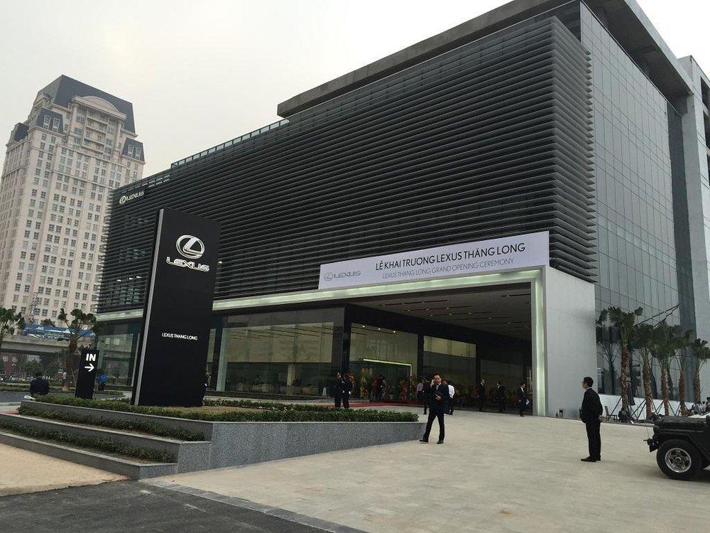 Công ty CP Lexus Thăng Long Hà Nội cover