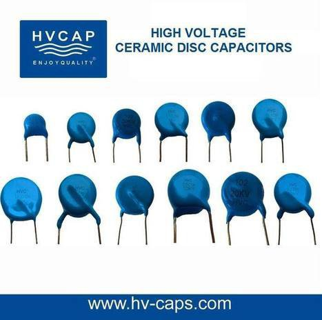 HVC CAPACITOR MANUFACTURING CO. LTD cover