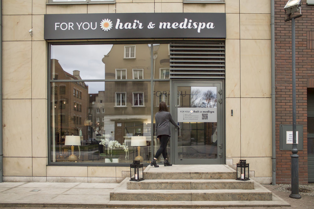 For You Hair & MediSpa cover