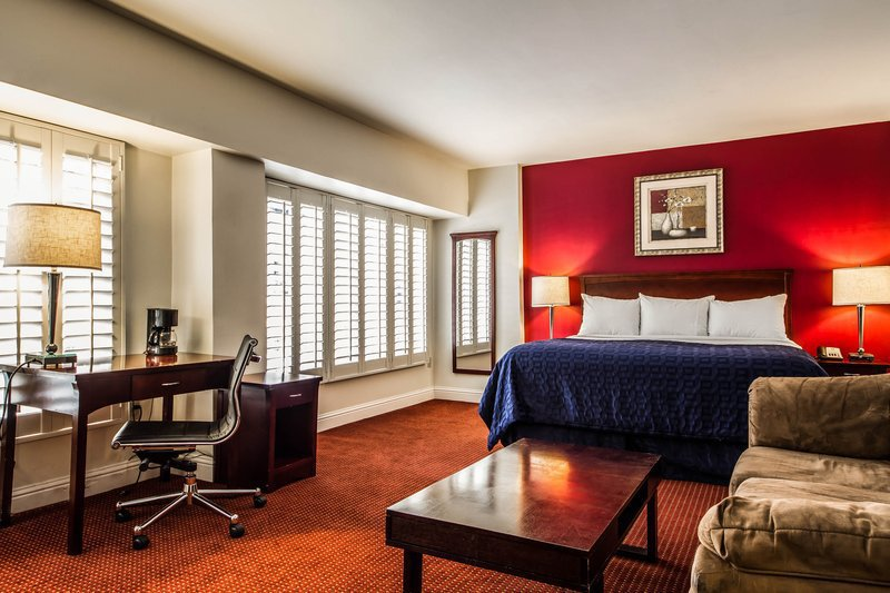 Ramada By Wyndham Oakland Downtown City Center cover