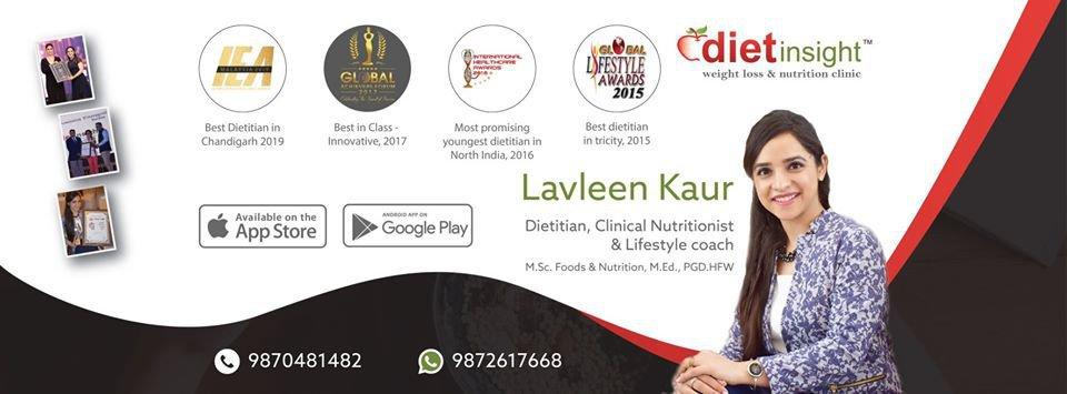 Lavleen Kaur's Diet Insight Clinic cover