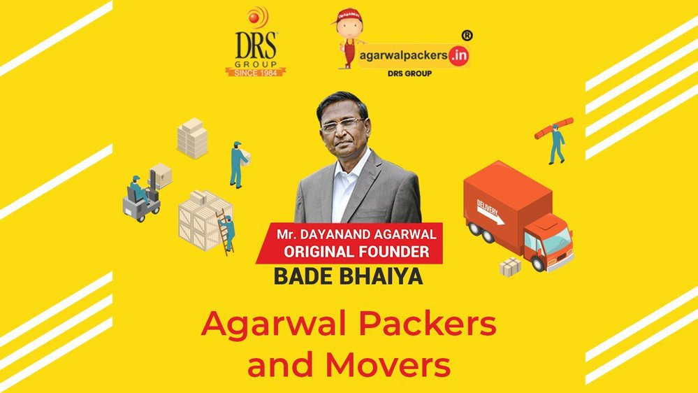 Agarwal Packers and Movers cover
