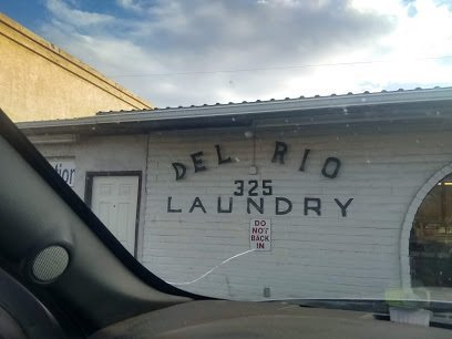 Del Rio Laundromat cover