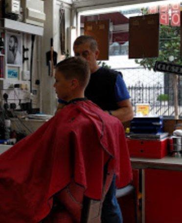 Costas London Barbershop cover