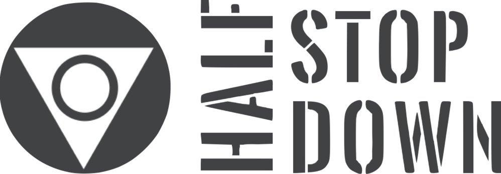 Half Stop Down Ltd cover