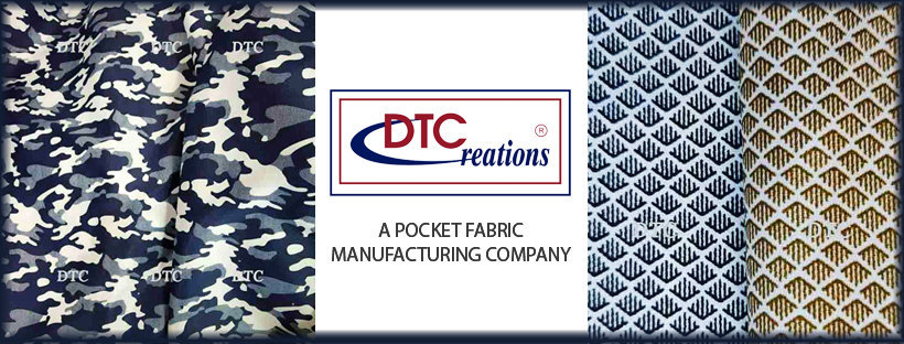 pocketing fabric cover