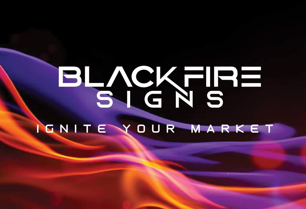 BlackFire Signs cover