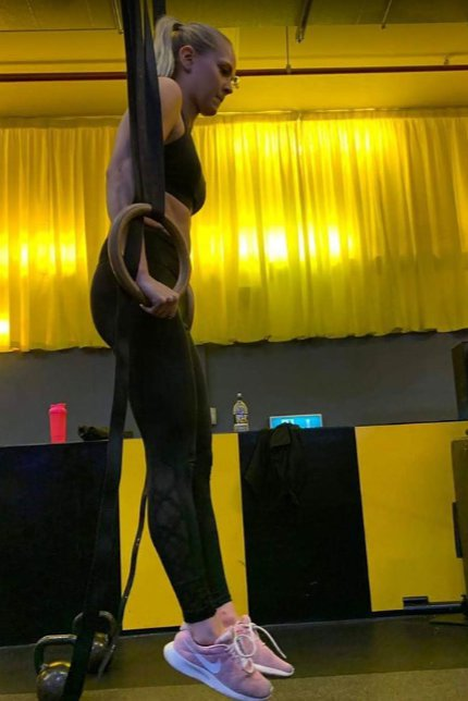 Maria L Personal Training cover