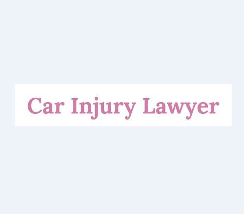 Car Injury Lawyer cover