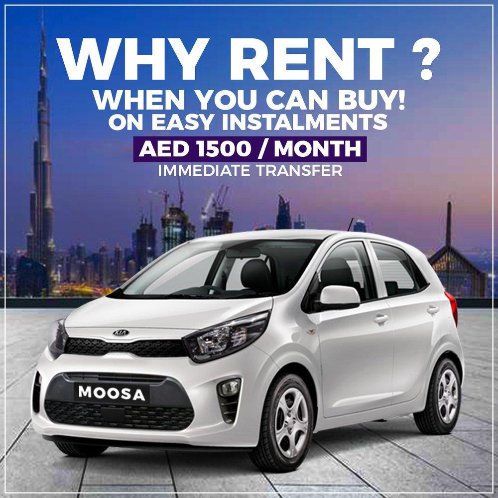 Moosa Rent A Car cover