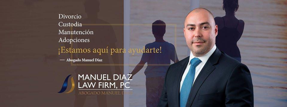 Manuel Diaz Law Firm, PC cover