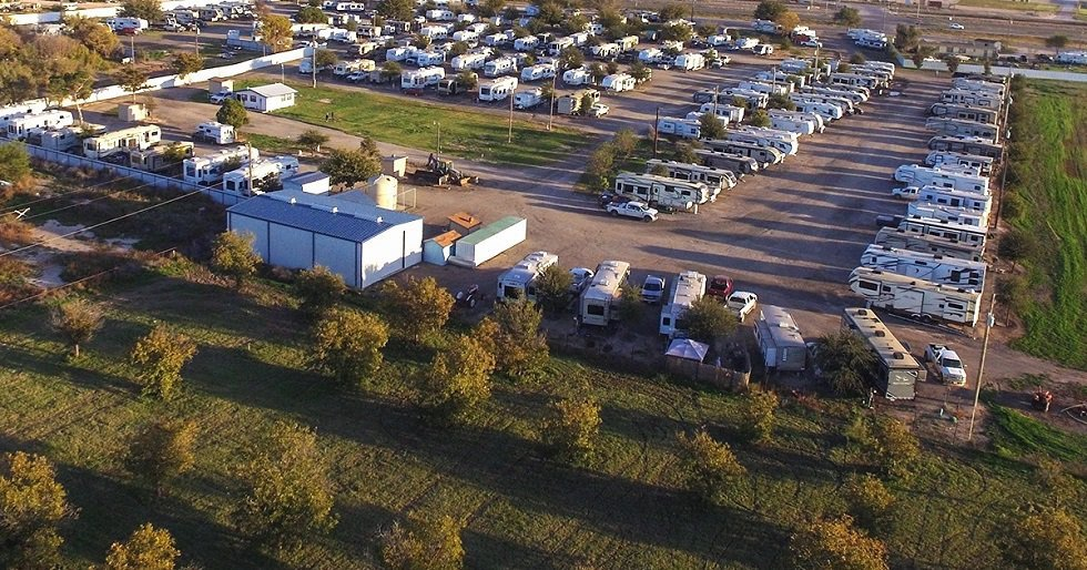Stanley RV Park in Midland TX cover