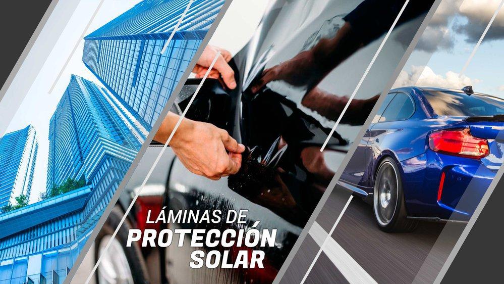 Revetec Solar - Láminas de control solar, tintado de lunas málaga cover