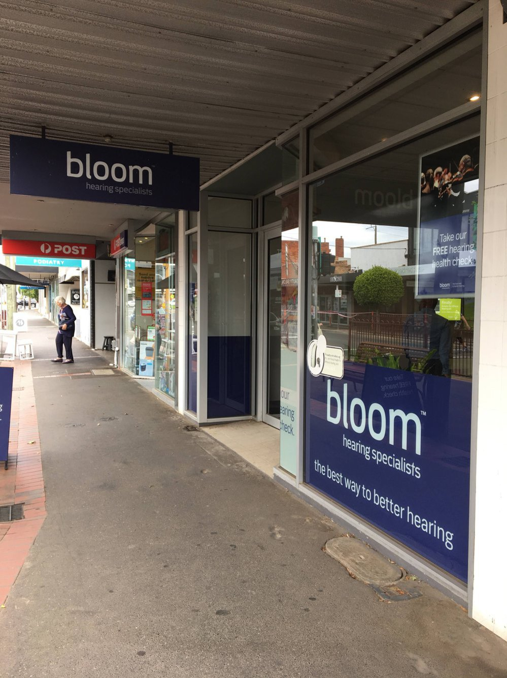 bloom hearing specialists Bentleigh East cover
