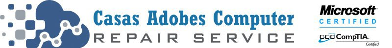 Casas Adobes Computer Repair Service cover