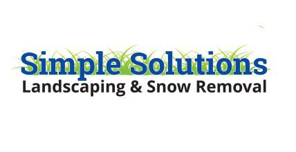 Simple Solutions Landscaping & Snow Removal cover