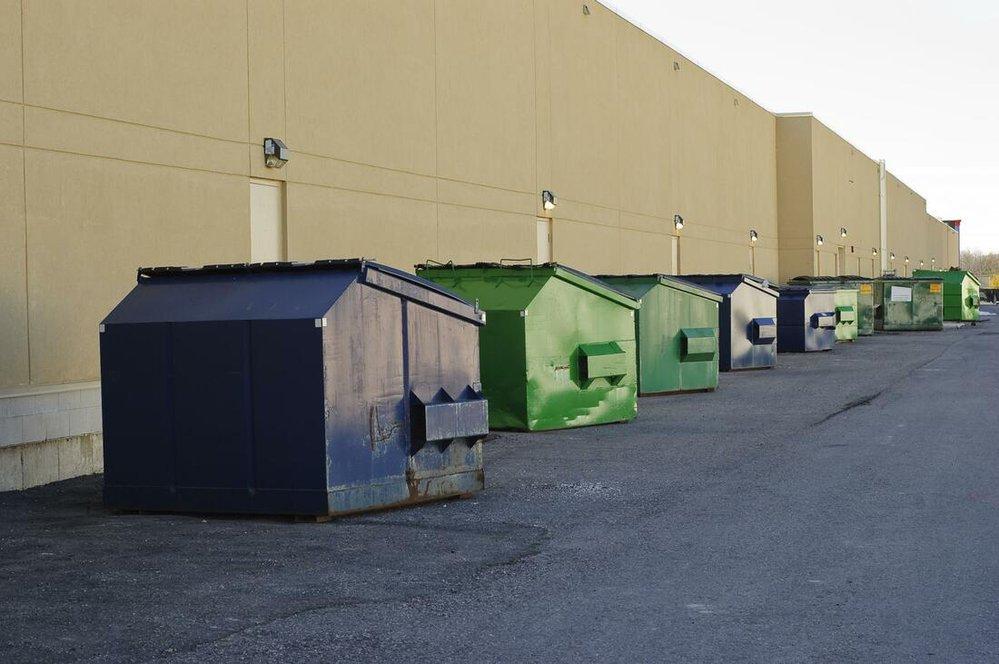 Dumpster Rental Cincinnati cover