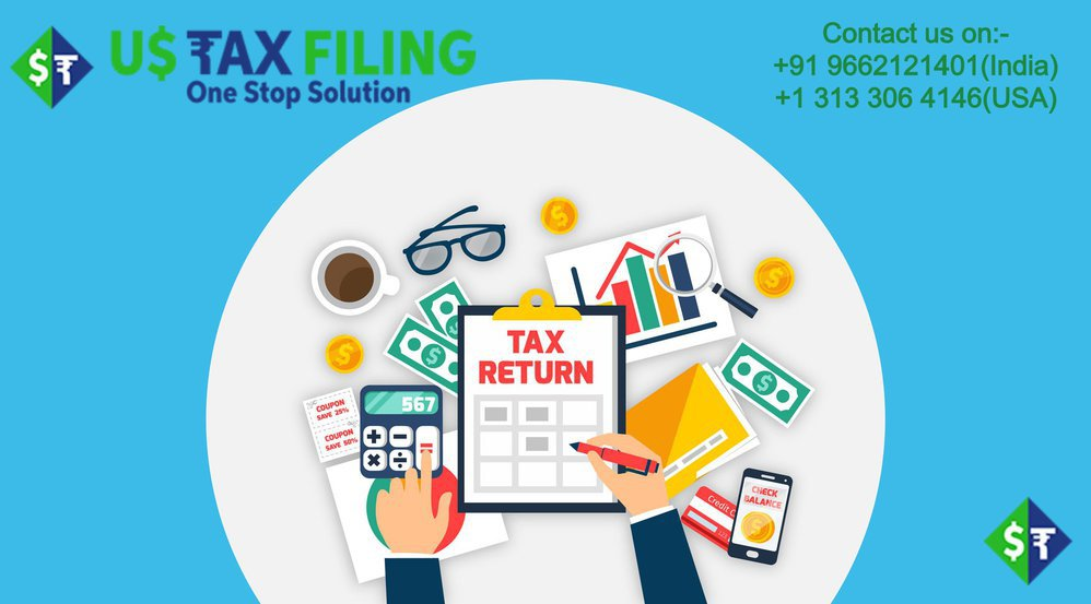 US Tax Filing In cover